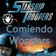 Starship Troopers Comiendo Whoopers Cdm 30
