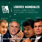Análisis Elecciones PASO Argentina - Radio La Pizarra - 17 ago 19