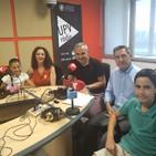 Hablemos de Fallas en UPV-RADIO. Programa nº 92. Falla Ramiro de Maeztu - Leones