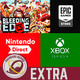 GR (EXTRA) Extorsión a Xbox Series X, Epic Games Publishing, Bleeding Edge, Nintendo Direct Mini