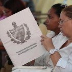 Constitutional Reform Cubans living abroad participate