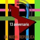 A Radio La @NuevaRepublica 13 años @unalluviadecafe