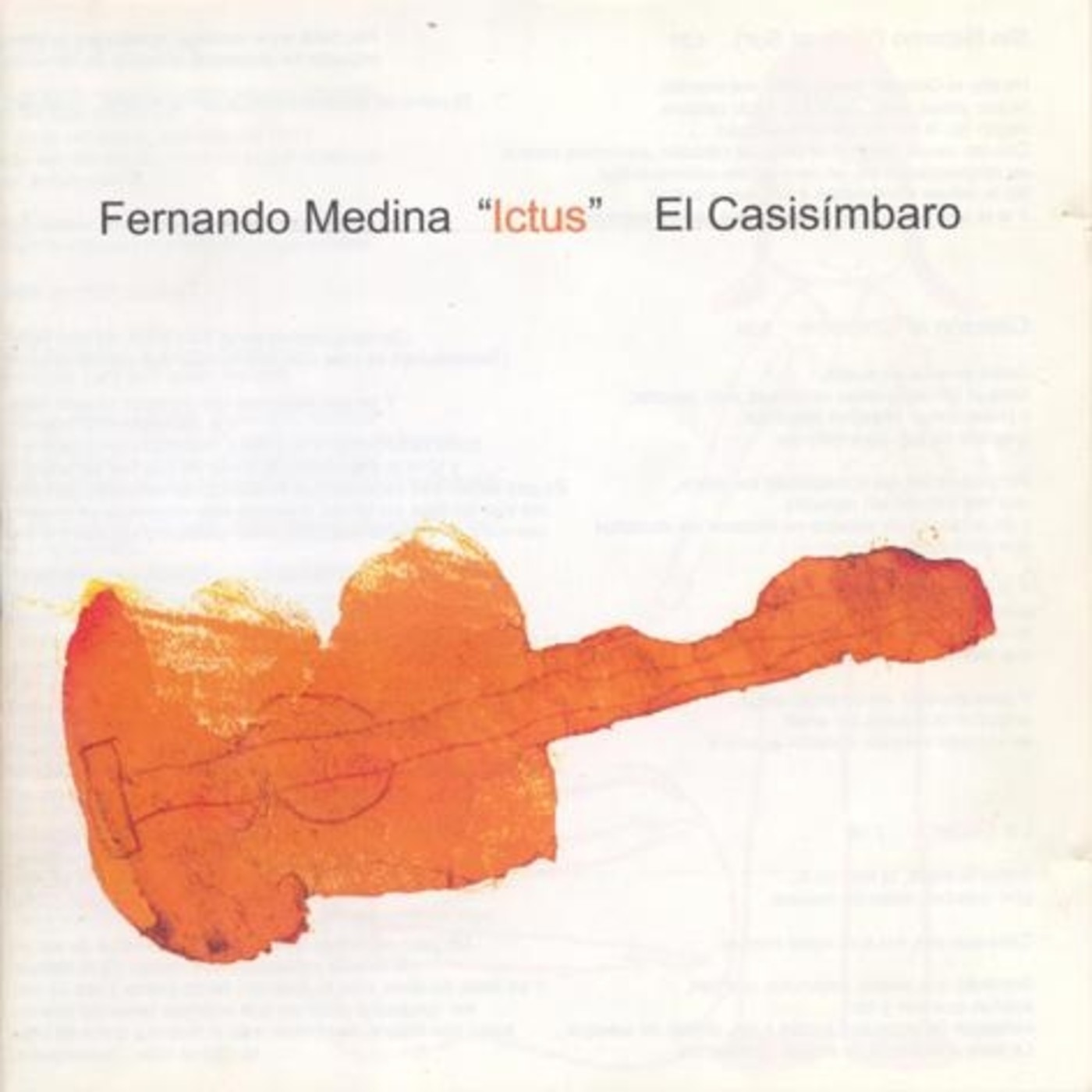 Fernando Medina Ictus El casisimbaro