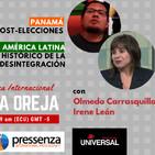Panamá y la Integración Latinoamericana en Pressenza Internacional En La Oreja - 17/05/2019