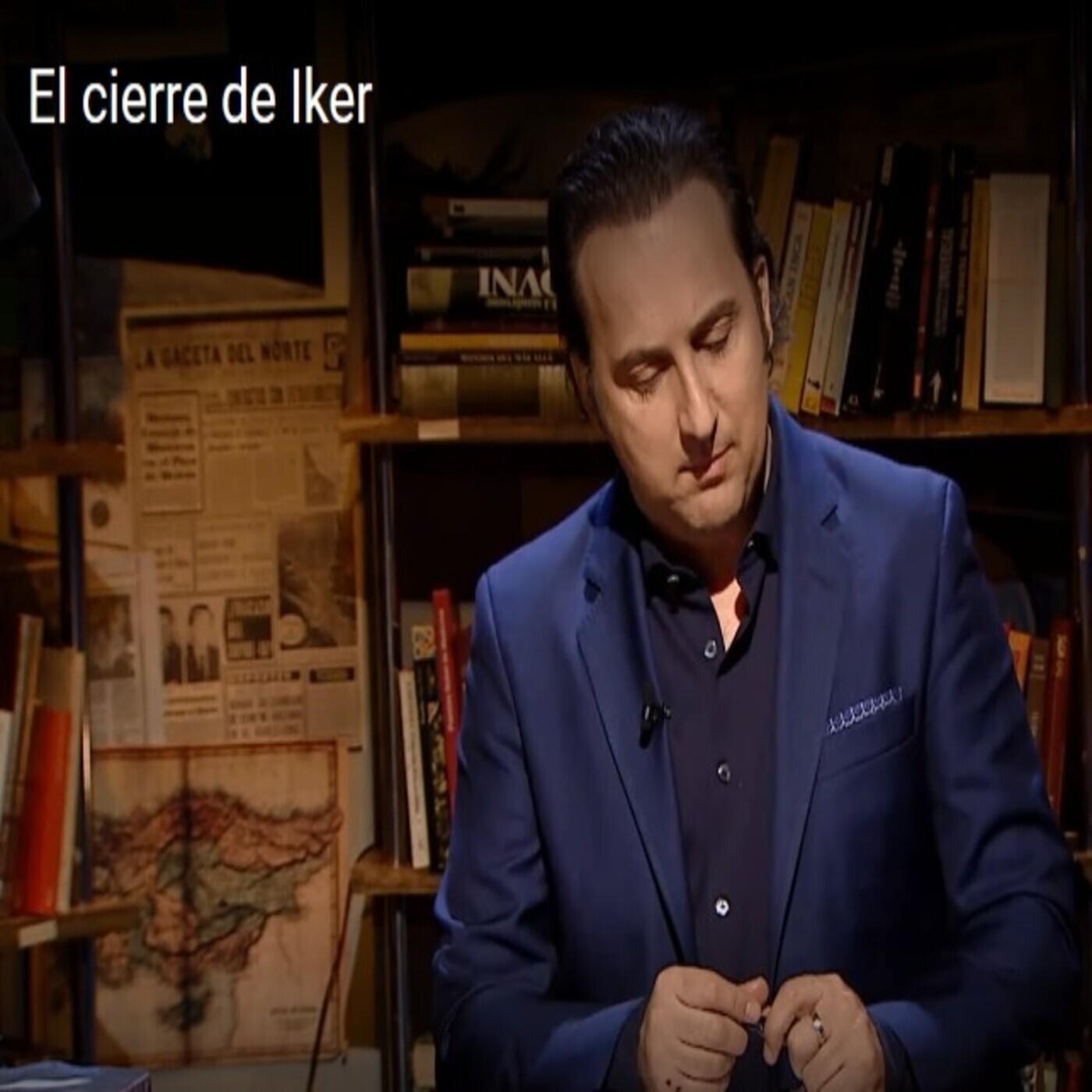 El cierre de Iker: Vamos a superar las dificultades
