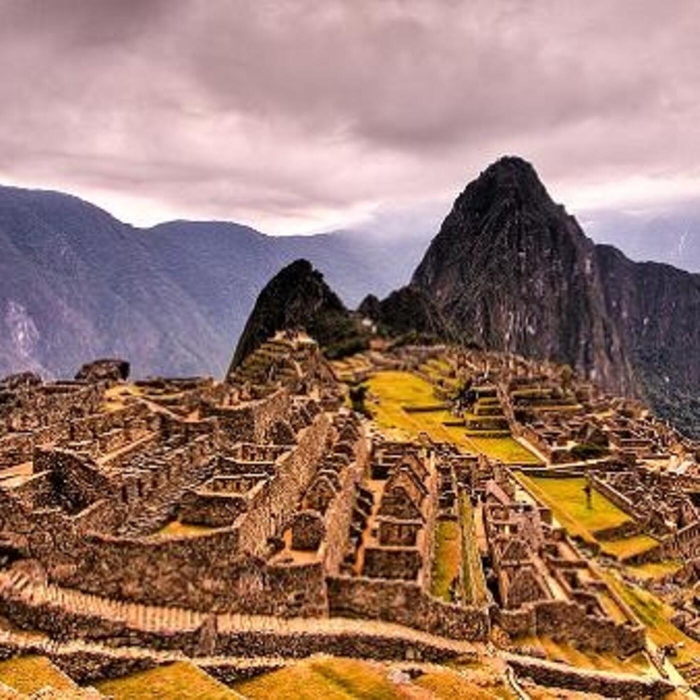 Monumentos de la Antiguedad: Machu Picchu