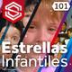 Select y Start 101: Estrellas Infantiles