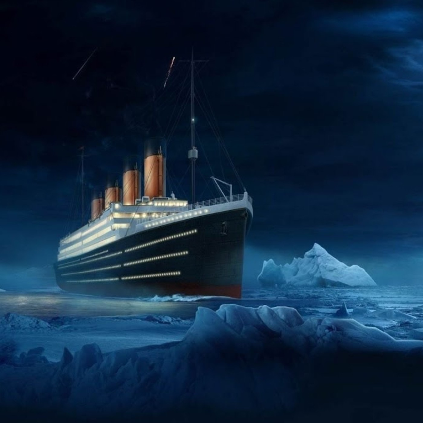 10 errores que hundieron el Titanic