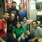 Entrevista a Yael Arantzazu De Vadillo, Fernando Zabalza y Santiago Chamorro - Batido Cultural - 04 - 10 - 18