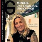 """Presentación libro Elisa C. Martin (ex DARKMOOR): """"Mi vida (de la delincuencia al heavy metal)"""