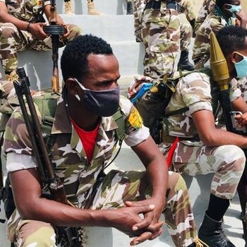 ROOM 21: Guerra en Etiopía