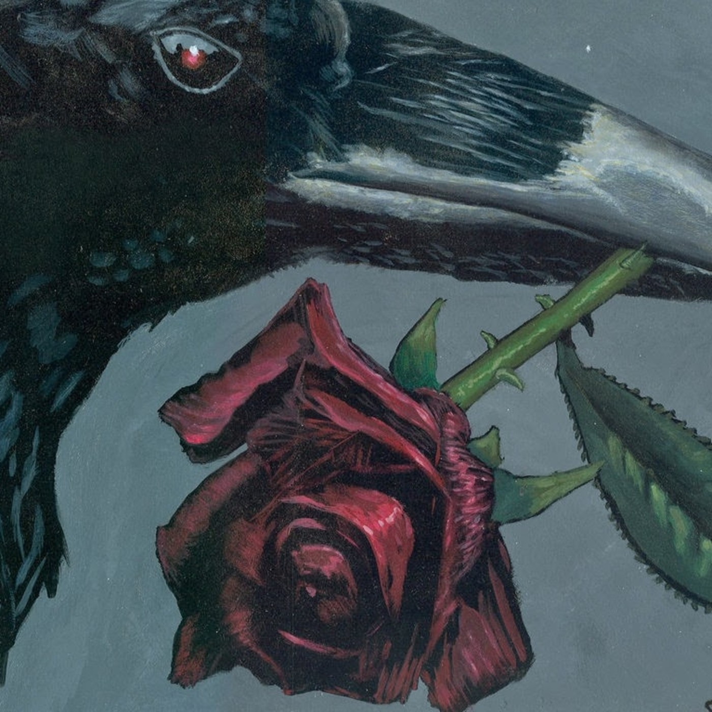 El Cuervo (Edgar Allan Poe) | Audiolibro - Audiorelato