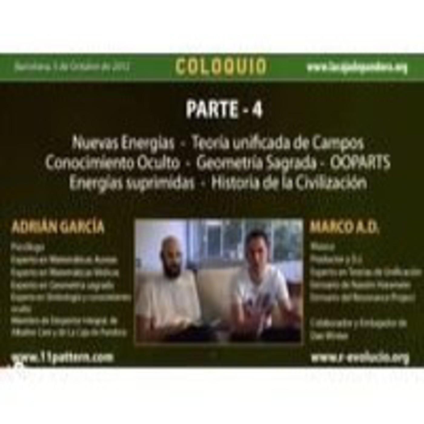 COGNOS 2012 -- Entrevista a Adrian García y Marco Díaz - PARTE 4 de 4