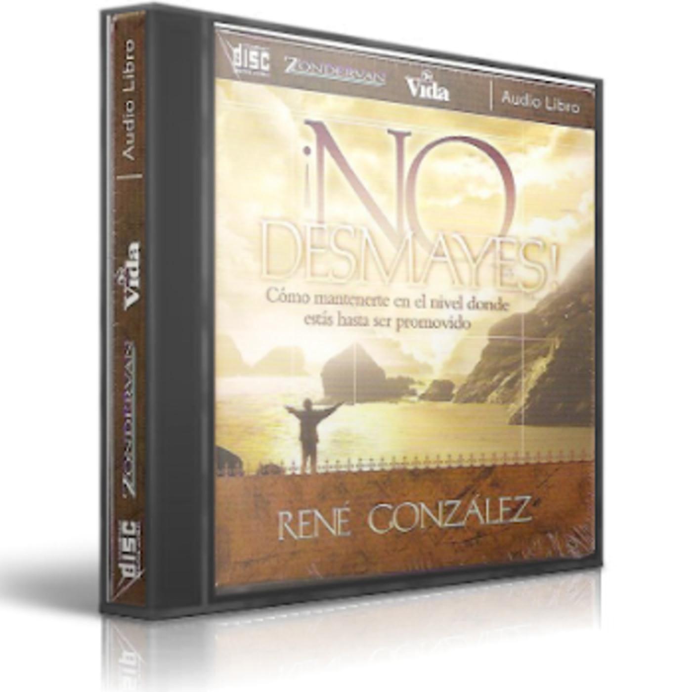 No Desmayes – Audio Libro.