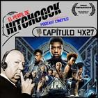 El Perfil de Hitchcock 4x27: El autor, Black Panther y El viaje a ninguna parte.