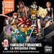 Ep 98: Fantasías y Dragones: La Búsqueda Final