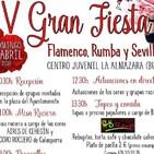 V Fiesta Flamenca, Rumba y Sevillana
