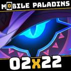 02x22 - SMITE Blitz, Attack on Titans Tactics, AFK Arena, Harry Potter Wizzards Unite y más!