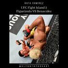 UFC Fight Island 2 Figueiredo vs Benavidez RESUMEN