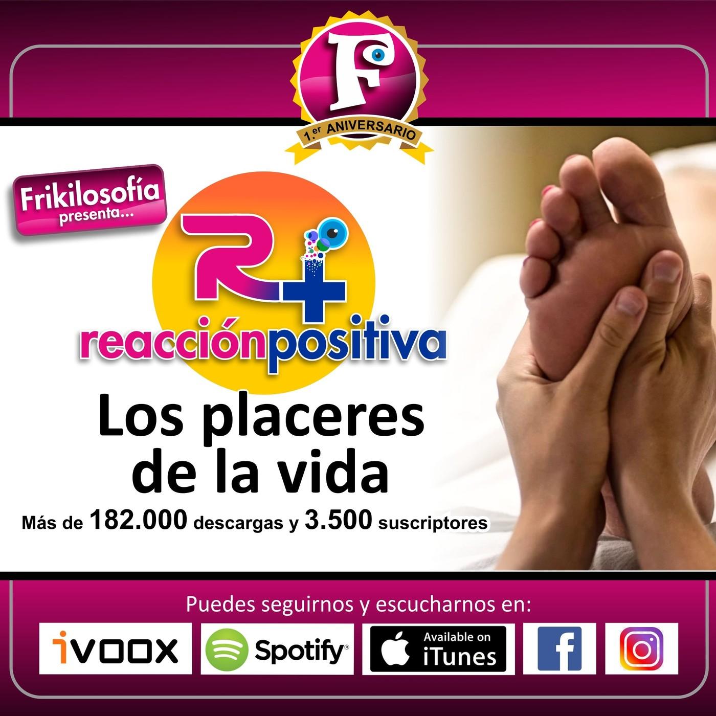 3x19. LOS PLACERES DE LA VIDA. R+ 04.