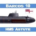 B10#36 Astute, los Hunter Killer de la Royal Navy