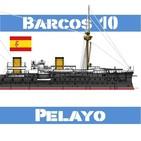 B-10#05 Acorazado Pelayo, el Solitario