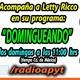 Domingueando 19/08/2018