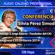 SILVIA PEREZ SIMONDINI - Homenaje a Jorge Suárez - Congresos CIO Uritorco