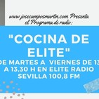 """Cocina de Elite"" Programa nº 5"