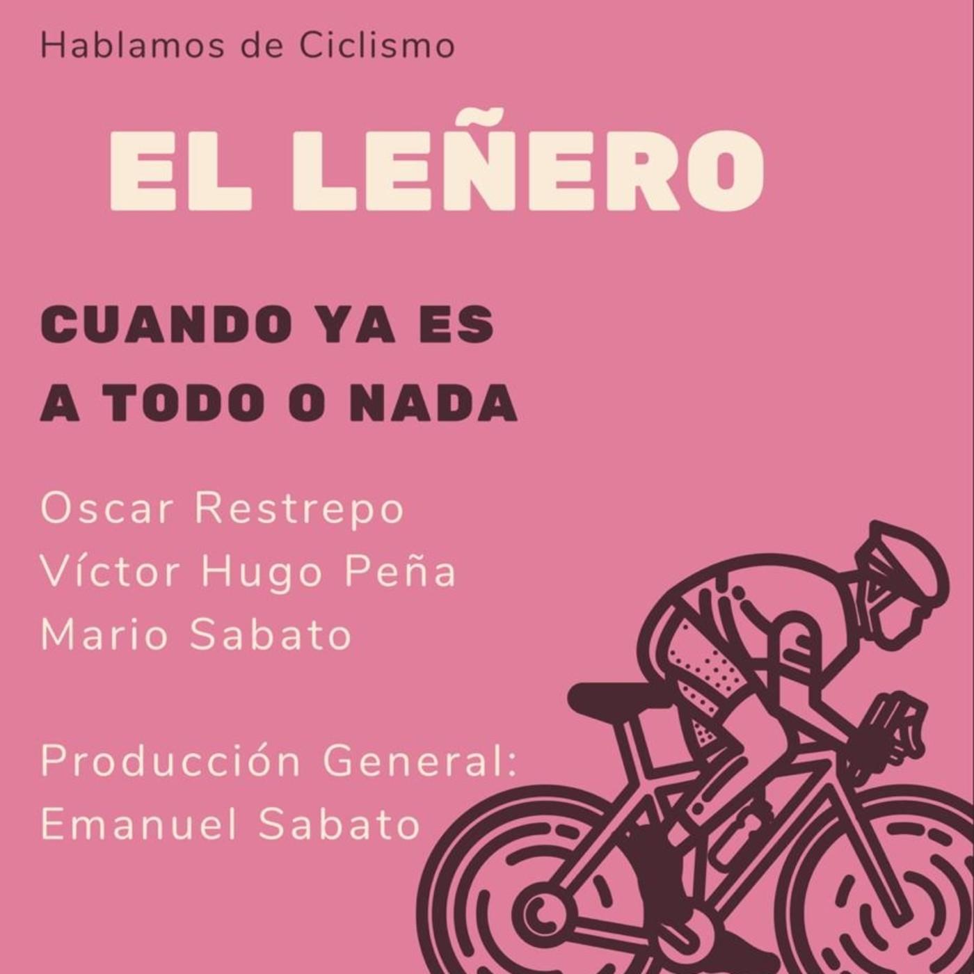 """El Leñero """"Íntimo"""" - Capítulo 10 con Lucho Herrera"""