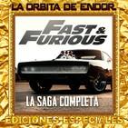 FAST & FURIOUS la saga completa - Ediciones Especiales LODE -Archivo Ligero-