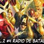 CVB Tomos y Grapas, Cómics - Vol.2 Capítulo # 4 - Radio de Batalla