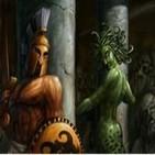 La lucha de los Dioses (10de10): Medusa