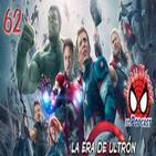 Spider-Man: Bajo la Máscara  62. Especial Los Vengadores 2: La Era de Ultrón.
