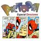 Pictopía #18 - La emoción en el cómic