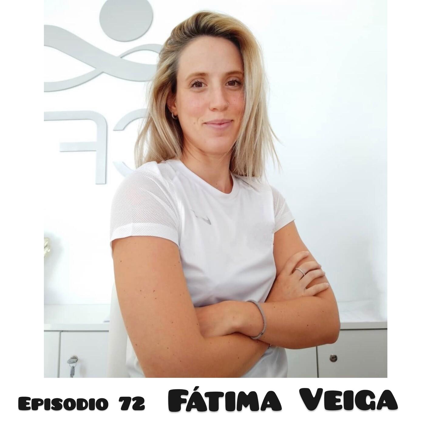 Fatima Veiga // La sexualidad también es parte de la salud