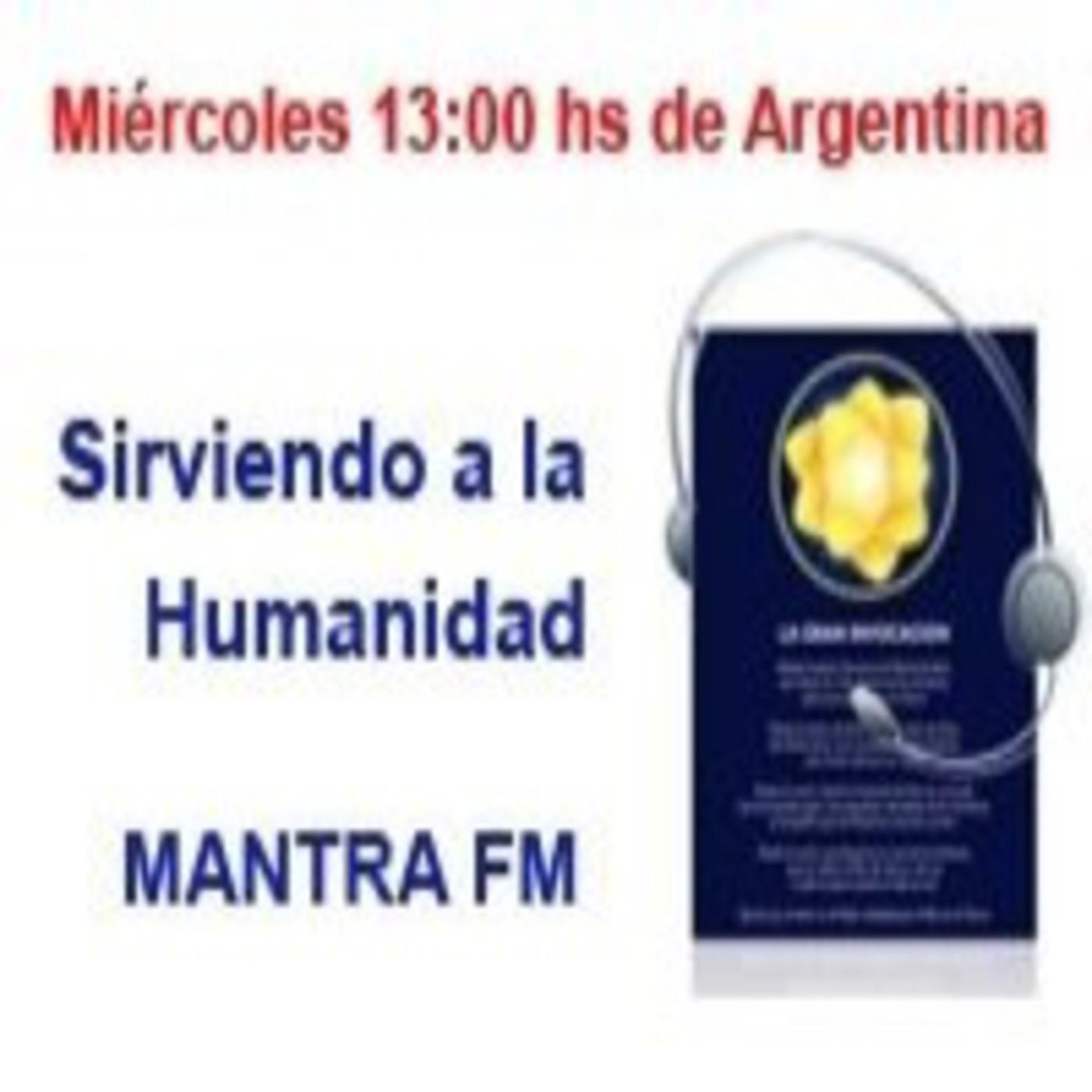 Programa Sirviendo a la Humanidad 05-01-2011