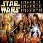 LODE 2x23 (programa completo) STAR WARS Precuelas. Episodios I,II y III