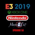 Monster Cast 56: Festival De Apreción de La Industria Videojuegil. (E3 2019)