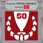 50 juegos para 50 episodios.