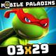 03x29 - Beta de Wild Rift, Microsoft XCLOUD, Tortugas Ninja Mutant Madness, Auto Brawl Chess, NFL Clash y más!