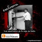 Exclusivo: Los asesinatos de la caja de hielo