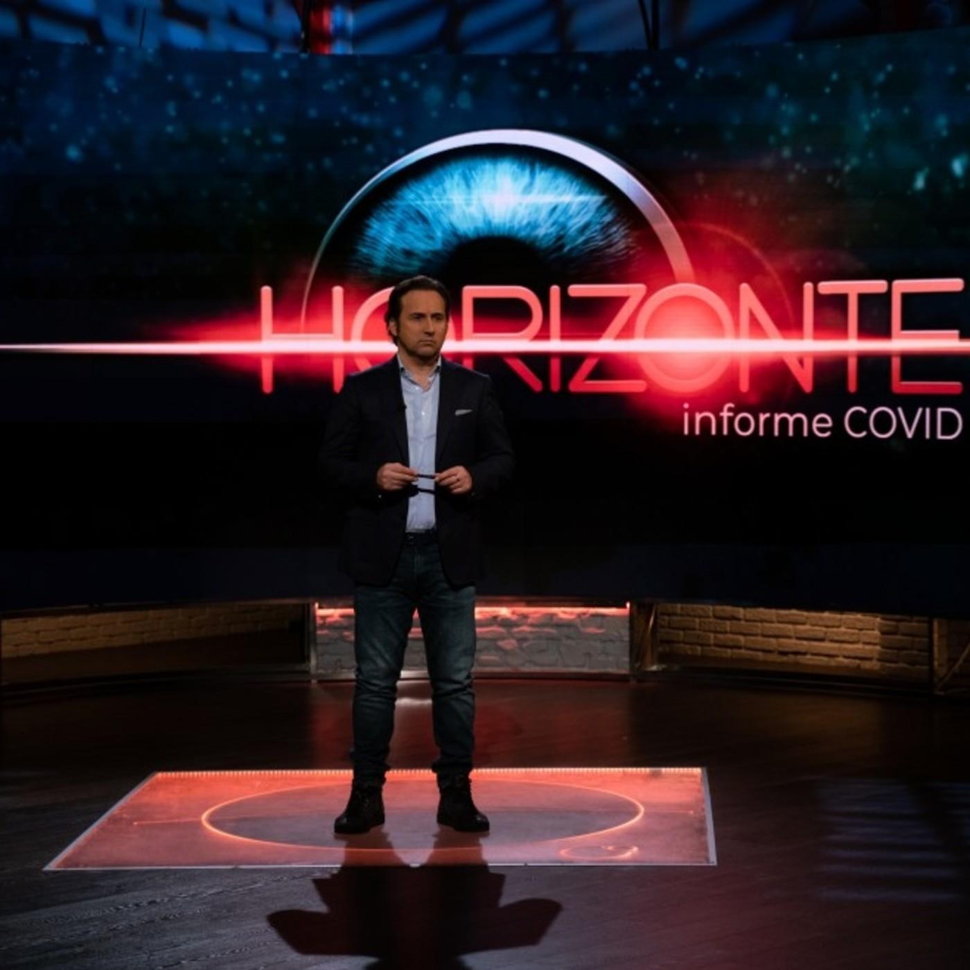 Especial Horizonte T2x02 (20-01-2021): La clave Qanon • ¿Censura en las redes? • Informe Covid