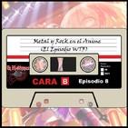 Nautilus Cara B-8: Metal Y Rock en el Anime
