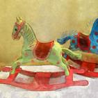 El libro de Tobias: Audio relato El caballo balancín de Cezarija Abartis