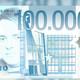 013 - Be-Bop-A-Lula. 100.000 € (el billete y...) (09-04-2020)