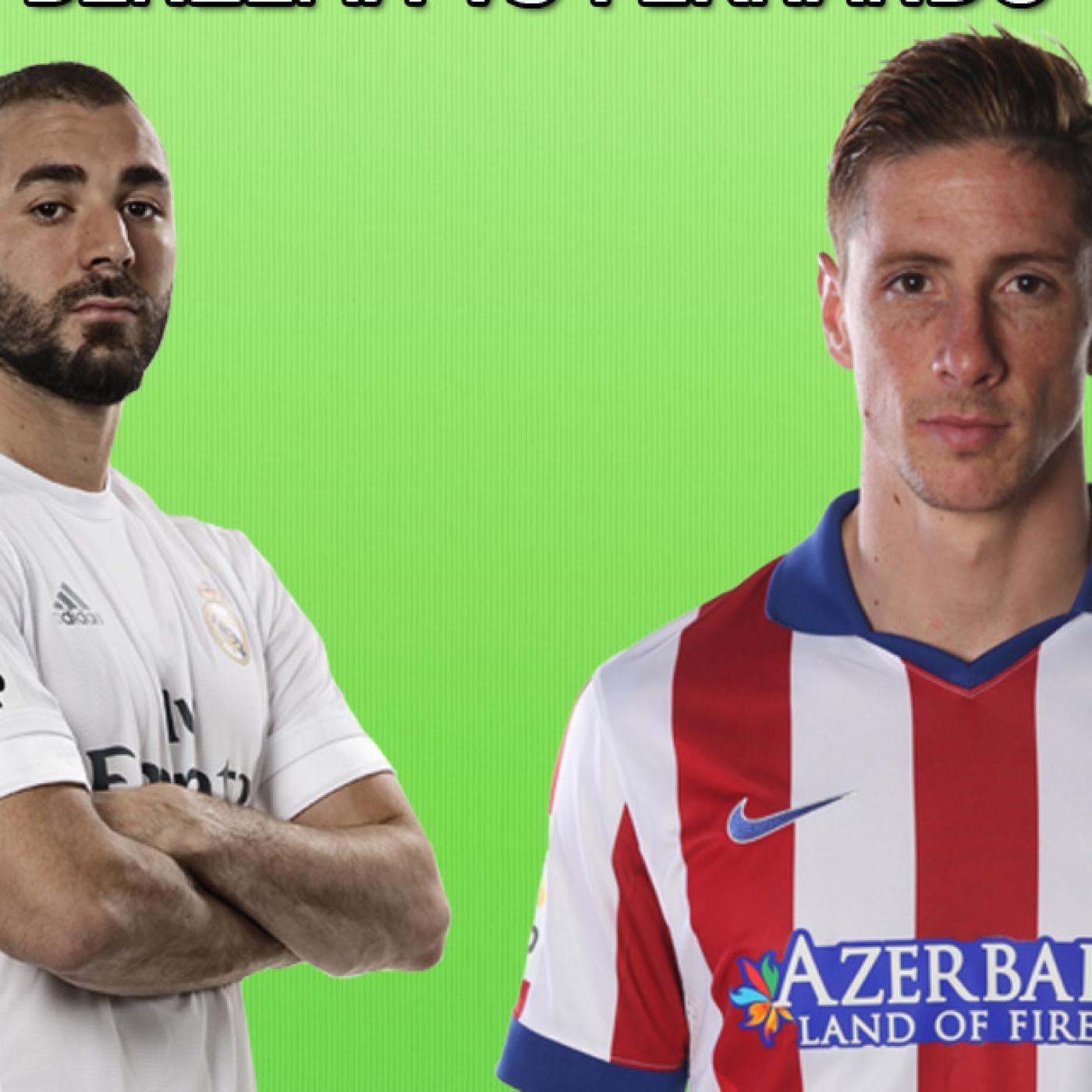 Eleição #16 - Benzema vs Fernando Torres