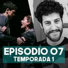 1x07 - Teatro y tecnología: Vivos libres o muertos libres (con @juanvazquezc) | La red de Mario