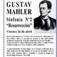 """Gustav Mahler Sinfonía nº 2 """"Resurrección"""" Apreciación Musical por Mario Melendi Abril 2019 2do. Segmento de 2"""