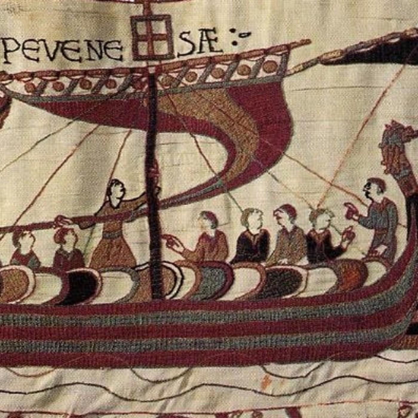 Vikingos: Francia e Inglaterra